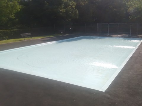 Westexe paddling pool set to open for summer