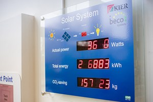 Innovative scheme saves energy and money