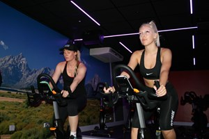 High-tech indoor cycle studio opens at Exe Valley Leisure Centre