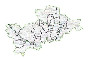 Political map of Mid Devon set to change