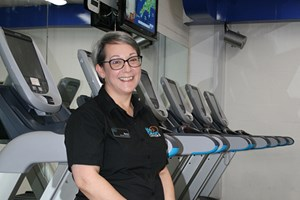 Cancer patient finds employment with Mid Devon Leisure after using rehabilitation service