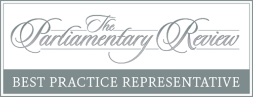 Parliamentary Review logo