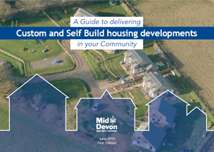 Cover image of Custom and Self Build document