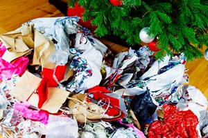 Don't forget to recycle over the festive period!