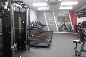 Leisure members to start a very happy new year as fitness studio refurb completes in time for 2020
