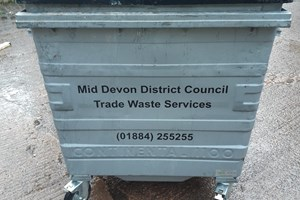 Did you know the Council provides a Commercial Waste Collection Service?