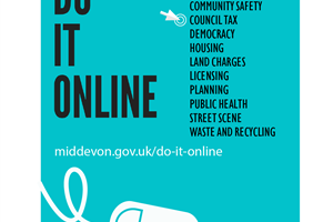 Keep connected – access our services online