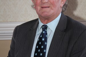 Chairman pays tribute to the late Councillor, Gerald Luxton