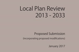 Inspector's report confirms soundness of Local Plan Review with Main Modifications