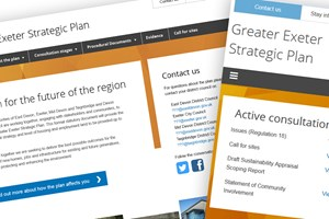 Councils discuss Greater Exeter Plan consultation
