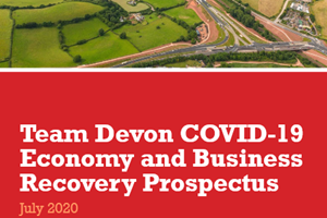 Mid Devon joins Team Devon with countywide recovery plan
