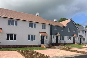 Tiverton's Turner Rise housing development shortlisted for regional awards