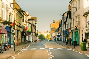 Funding announced for Cullompton's Heritage Action Zone