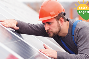 Last chance to sign up to innovative solar panel group buying scheme