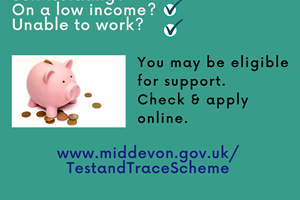 Test and Trace Support Grant for Low Income Workers