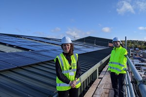Solar Energy Boost at Council Building